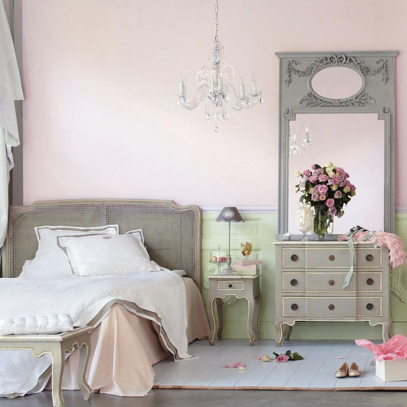 Deco chambre rose poudr et gris - Chambre rose poudre et gris ...